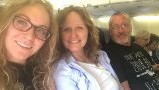 AT flight
